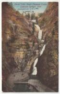 Seven Falls, South Cheyenne Canon, Colorado Springs, Colo. - 1914 - Colorado Springs
