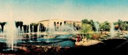 Karl Marx Square - Fountain - Ashkhabad - Ashgabat - 1968 - Turkmenistan USSR - Unused - Turkménistan
