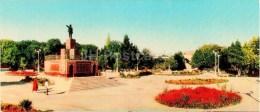 Monument To Lenin - Ashkhabad - Ashgabat - 1968 - Turkmenistan USSR - Unused - Turkménistan