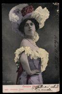 T0137 CAROLINE OTERO - Mujeres Famosas