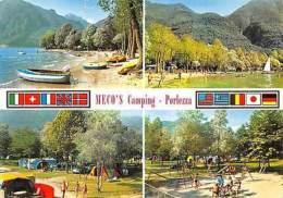 Italy Meco's Camping Porlezza Como Lago Di Lugano - Sin Clasificación
