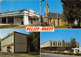 78- VELIZY-VILLACOUBLAY-  MULTIVUE - Velizy