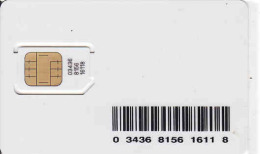 Tschechische Rep. - Czechia + Slovakia, Sky Link Satelliten TV Chip Mint Card - Andere Sammlungen