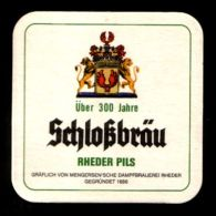 BIERDECKEL / BEER MAT / SOUS-BOCK : Schloßbräu - Sous-bocks