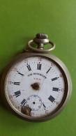 Montre Gousset, Zakhorloge, Roskopp,gre Sfs, 4,50 Cm, Voor Restauratie Of Onderdelen - Horloge: Zakhorloge