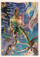 Auriga - Aldebaran - Constellations - Zodiac - Astronomy - 1983 - Russia USSR - Unused - Astronomia