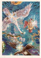 Cygnus - Swan - Lyra - Vulpeculae - Fox - Constellations - Zodiac - Astronomy - 1983 - Russia USSR - Unused - Astronomia