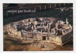 MALTA - AK 272821 Hagar Qim Temples - Malta