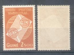 GUINE PORTUGAISE GUINEA PORTUGUESA - AÑO 1949 - 75 ANIVERSARIO DE LA UNION POSTAL UNIVERSAL YVERT NR. 272 MH - Portuguese Guinea
