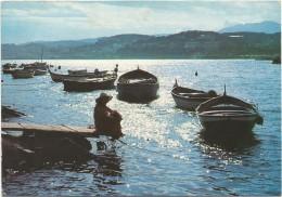 R369 Imperia - Scorcio Caratteristico - Barche Boats Bateaux - Panorama / Viaggiata 1985 - Imperia