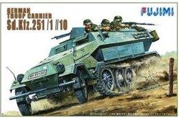 German Troop Carrier Sd.Kfz.251/1//10    1/76 (  Fujimi ) - Military Vehicles