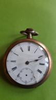 Ancre, Levees Visible, 15 Rubis, Breveté Milan 1906, Zilver?, Te Restaureren - Horloge: Zakhorloge