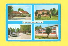 Postcard - Bosnia, Knežica   (V 28763) - Bosnia Erzegovina