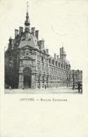 CPA Anvers Antwerpen Nationalbank Banque Nationale Feldpost #03 - Banken