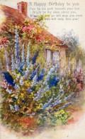 CPA / Postcard / Bonne Fête / Verjaardag / Happy Birthday / Raphael Tuck & Sons / Oilette / No 1744 - Tuck, Raphael
