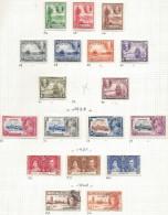 Colonie Anglaise, Antigua à La Page - 1858-1960 Colonie Britannique