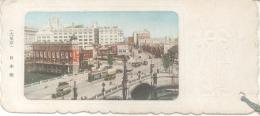 SEÑALADOR SEGNALIBRI MARCAPAGINAS JAPON JAPAN PONT BRUCKE PONTE BRIDGE CIRCA 1930 - Segnalibri