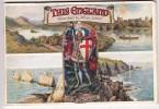 ´THIS ENGLAND´ By ´Allan Junior´ - ´St. George´ - Valentine & Sons, Ltd. Postcard Pictures Book - Boeken Over Verzamelen
