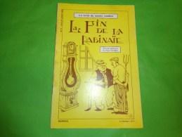 LA FIN DE LA RABINAÏE -Arts Et Traditions Du Pays Vendéen N°5 Juillet Aout 1985 Coiffes De Mariees - Pays De Loire