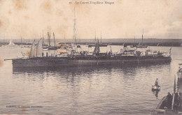 Bb - Cpa Le Contre Torpilleur YATAGAN - Warships