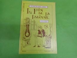 LA FIN DE LA RABINAÏE -Arts Et Traditions Du Pays Vendéen N°11 Fevrier  1986 Coiffes De Loudun - Pays De Loire