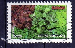 2012  YT  AA  740 Légumes   Salade - France