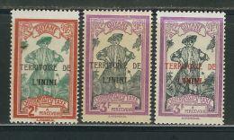 ININI Taxe  N° 8, 9 & 9 A * - Inini (1932-1947)