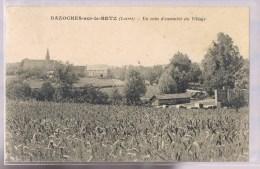 BAZOCHES - Sur - Le - BETZ . Un Coin D'ensemble Du Village . - France