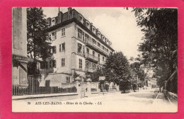 73 SAVOIE AIX-LES-BAINS, Hôtel De La Cloche, 1932, (L. L.) - Aix Les Bains