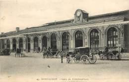 MONTAUBAN - GARE DE VILLEBOURBON - Montauban