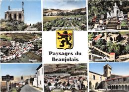 Fleurie Beaujeu Vaux Montmelas Salles Régnié - Other Municipalities