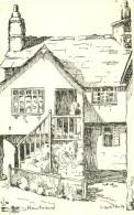 MISCELLANEOUS ART - HAWKSHEAD  - P KYSTIE(?)-SMITH Art230 - Cumberland/ Westmorland