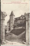 SALIES DE BEARN , Ruines Du Château Talleyrand_Péigord , 1931 - Salies De Bearn