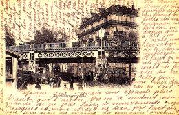 PARIS / PLATEFORME MOBILE / BATEAUS DIRECTION AUTEUIL ET CHARENTON - France
