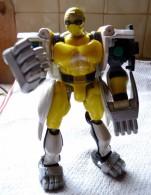 FIGURINE POWER RANGERSTRANSFORMABLE EN LION BANDAI 2002 / 16.5 Cm / BE - Power Rangers