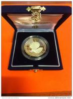 Combattenti E Reduci Chianciano 2001 Medaglia Argento - Italia