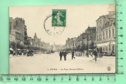 REIMS: La Place Drouet D´ Erlon - Reims