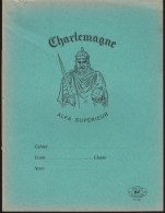 Cahier - Charlemagne ( Vert ) - Old Paper