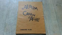 Album Caran D'ache Dessins Humour Caricature - Art