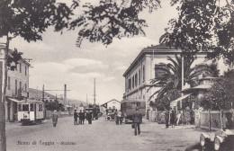 Arma Di Taggia-stazione -tram- Corriera -animata - Imperia