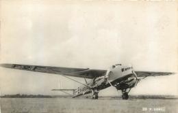 AVION F.2231  AVION POSTAL  EDITION  SEPHERIADES  CPSM FORMAT CPA - 1919-1938: Between Wars