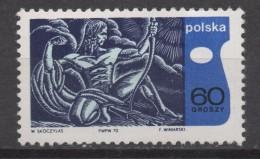 POLOGNE  N° 1861    * *  Tir A L Arc - Bogenschiessen