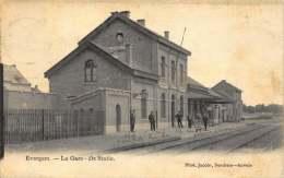 Evergem 1907 Station (roest) - Evergem