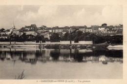 Carrières-sur-Seine (78) - Vue Générale - CPA  - TBE - Carrières-sur-Seine