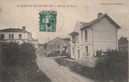71 - SAINT MARTIN BELLE ROCHE - Bureau De Postes - France