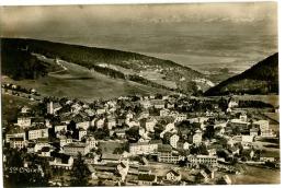 Ste Croix Carte Photo Panorama A.Deriaz Edit. Baulmes Env. 1912 - VD Waadt