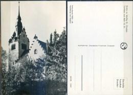 Ak DDR -  Weißig - Dresden - Kirche - Dresden