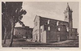BAZZANO, BOLOGNA - Chiesa Arcipretale Di Santo Stefano - Fp - Bologna
