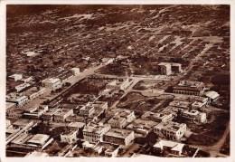 """04415 """"SOMALIA ITALIANA - CHISIMANO - FEDERAZ.NE DEI FASCI DI COMBATTIMENTO DELLA SOMALIA IT."""" CART. SPED 1935 - Somalia"""