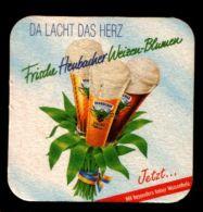 BIERDECKEL / BEER MAT / SOUS-BOCK : Heubacher - Sous-bocks